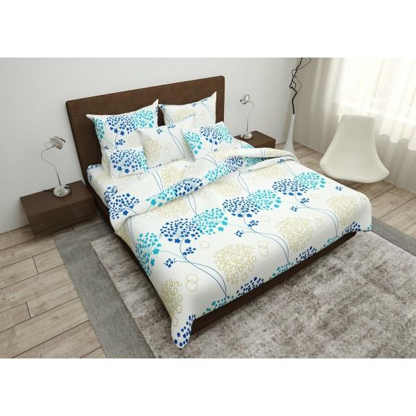 Комплект постельного белья Coolness SoundSleep бязь сімейний