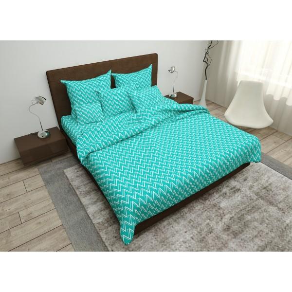 Комплект постельного белья ZigZag SoundSleep бязь двуспальный