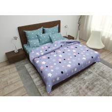 Bed linen set SoundSleep Geometry calico double