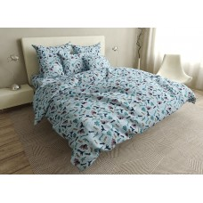 Bed linen for the bed Dinosaurs SoundSleep coarse calico