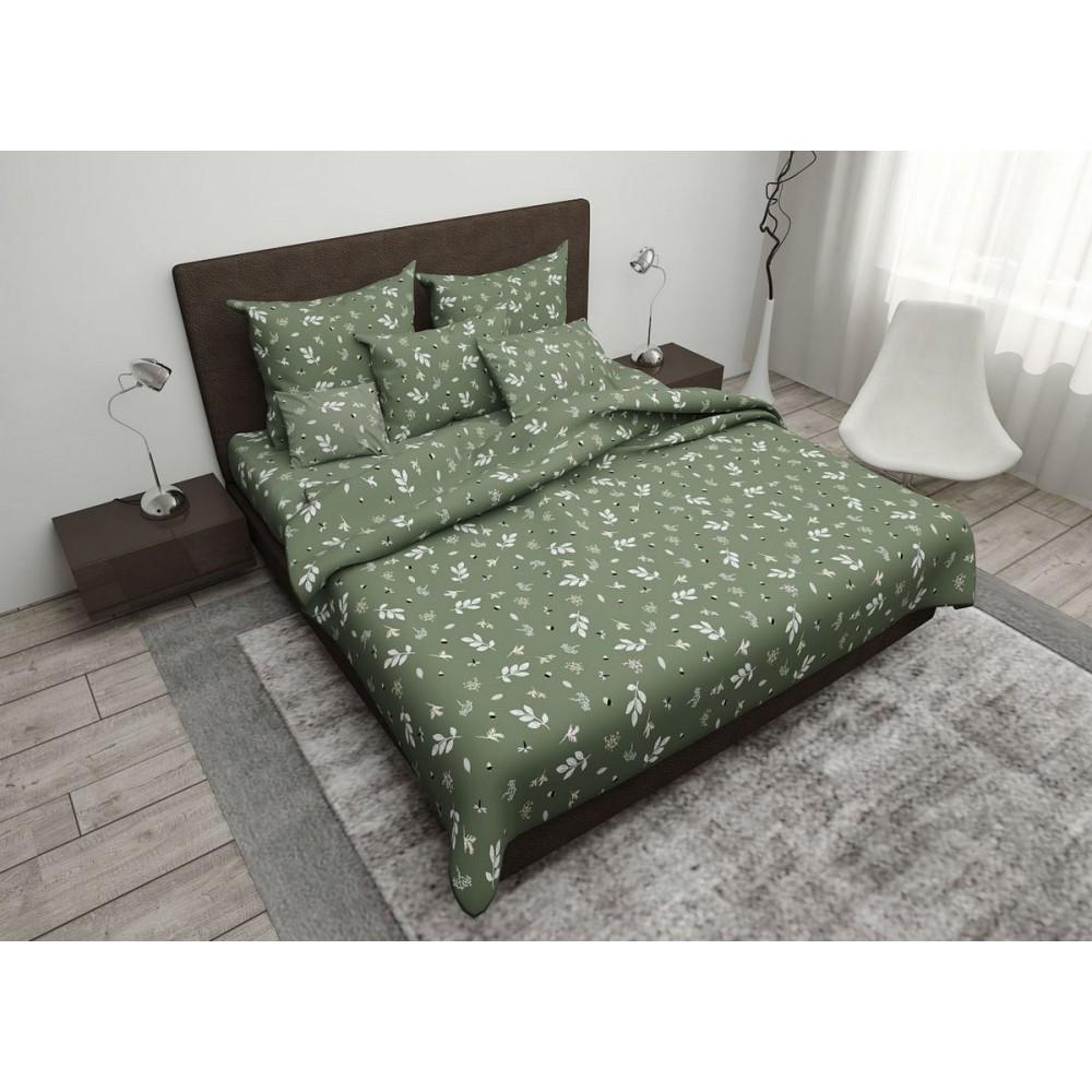 Комплект постельного белья Dragonfly SoundSleep бязь евро