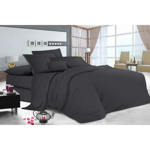 Комплект постельного белья Graphite SoundSleep бязь двуспальный