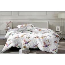 Комплект постельного белья Hummingbird flies SoundSleep бязь двуспальный