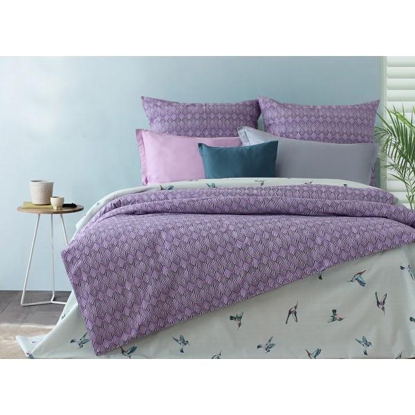 Комплект постельного белья Hummingbird SoundSleep семейный