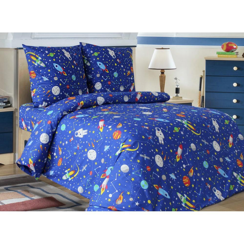 Комплект постельного белья Galaxy SoundSleep подростковый