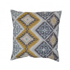 Decorative pillow Hugge grey SoundSleep 50x50 cm