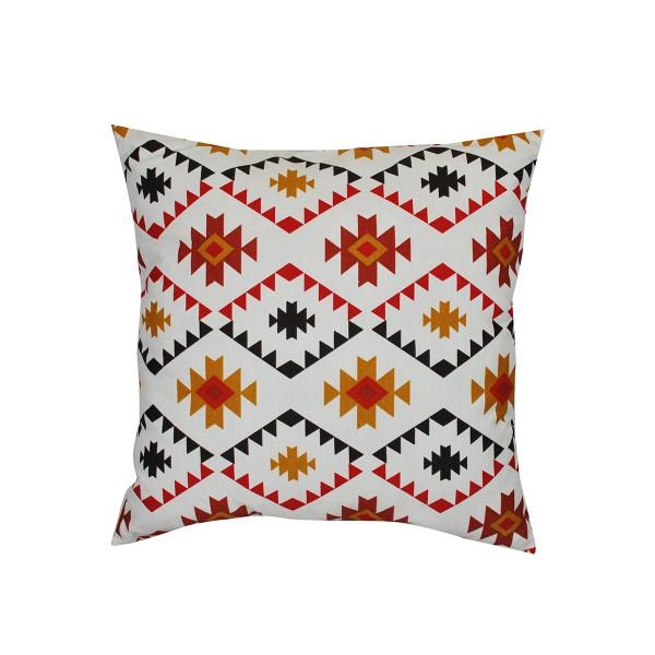 Подушка декоративная Hugge red SoundSleep красная 50х50 см