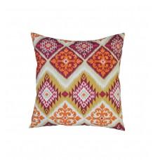 Decorative pillow Hugge bordo SoundSleep 50x50 cm