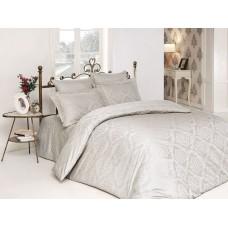 Bed linen set Ottoman Stone SoundSleep satin-jacquard euro