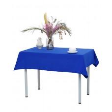 Скатерть водоотталкивающая Geneva SoundSleep синяя 110х140 см