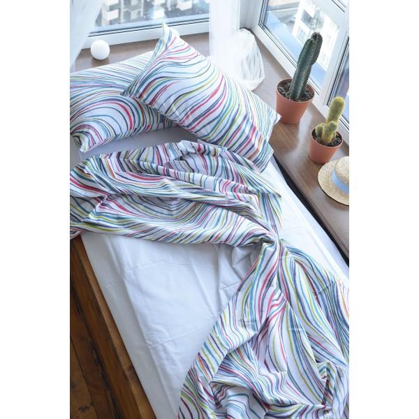 Комплект постельного белья SoundSleep Dune ранфорс двуспальный