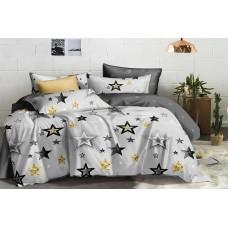 Sateen bed linen Star Light SoundSleep euro
