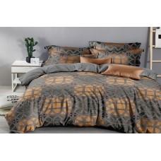 Sateen bed linen Сhain SoundSleep family