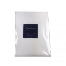 Комплект постельного белья из сатина Lelitt white белый SoundSleep евро