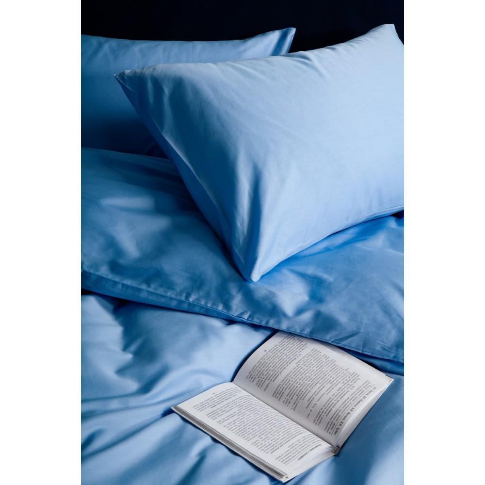 Комплект наволочек Ice SoundSleep сатин голубой 50х70 см