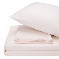 Bed linen set satin Lelitt Milk SoundSleep euro
