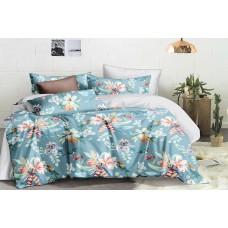 Комплект постельного белья SoundSleep Flower bouquet сатин евро