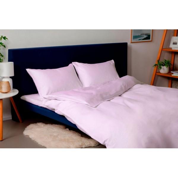 Комплект наволочек Ballet SoundSleep сатин розовый 50х70 см