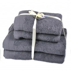 Terry towel set Elation Ebony TM SoundSleep grafit 600g