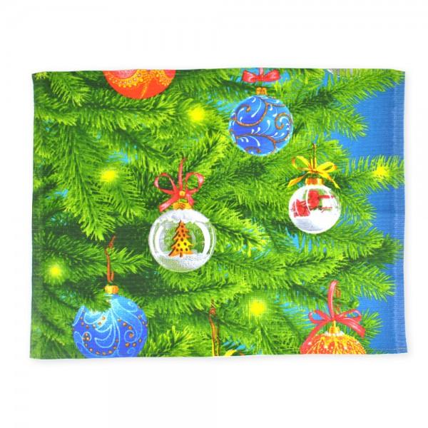 Полотенце вафельное кухонное Christmas tree ТМ Emily 40х50 см