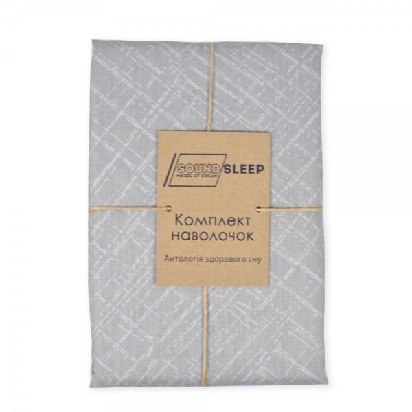 Комплект наволочек Golden mosaic SoundSleep сатин 50х70 см
