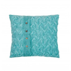 Knitted pillowcase SoundSleep Varanasi mint
