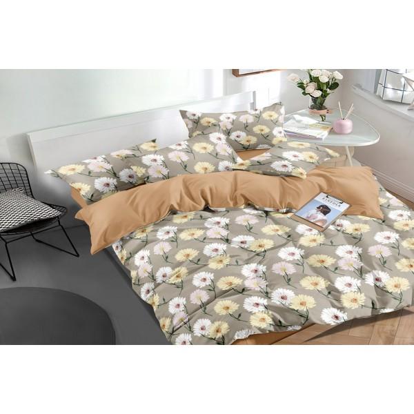 Комплект постельного белья SoundSleep Chamomile сатин семейный