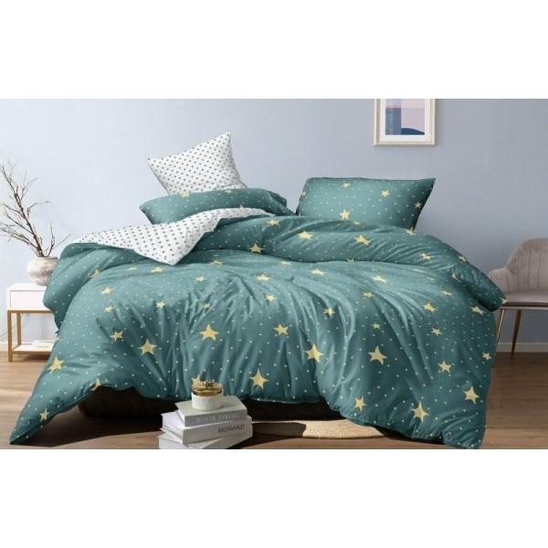 Комплект постельного белья SoundSleep Stars сатин евро