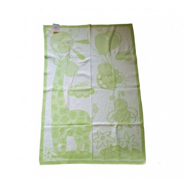Детское одеяло Жираф Влади 100х140 см