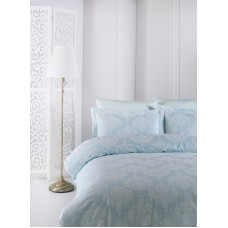 Bed linen set SoundSleep Lina Mint Euro